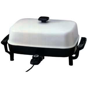 Presto 06821 15 Inch Electric Skillet:  Kitchen & Dining