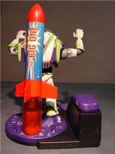 Vintage Disney BUZZ LIGHTYEAR (Light Year) PHONE    PIXAR    TOY STORY