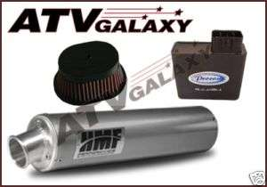 Yamaha Raptor 250 HMF Exhaust Pipe+KN Air Filter+CDI