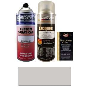 12.5 Oz. Alpine Silver Metallic Spray Can Paint Kit for