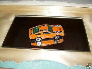 Vintage 1975 Orange Chevy Monza 2 + 2 Redline Hot Wheel