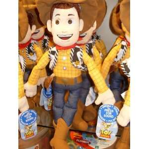 Disney Toy Story 10 Woody Plush Talking Doll Toy Toys & Games