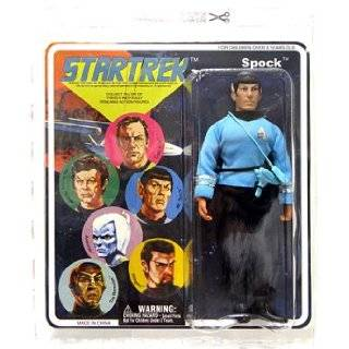 Star Trek Original Series Mego Cloth Retro Kirk & Klingon Action