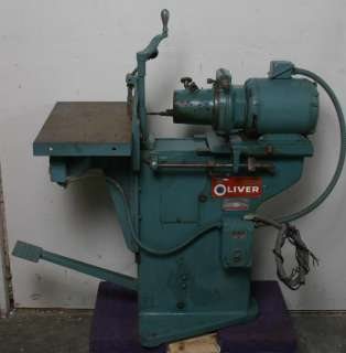 Oliver 82 D Dual Spindle Horizontal Drill Press Boring Machine