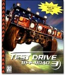 TEST DRIVE OFF ROAD 3 III Hummer 4x4 Racing PC Game NEW 020295464318