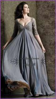 2012 Bridal Wedding Gown Mother of the Bride Evening Dresses with