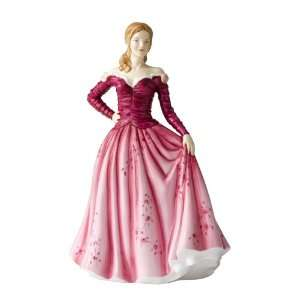 Royal Doulton Melissa Pretty Ladies Figurine