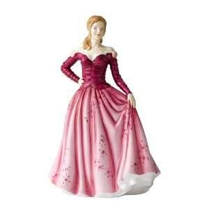 Royal Doulton Melissa Pretty Ladies Figurine