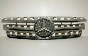 98 05 Mercedes ML W163 Grille CHROME MB Grill W Emblem