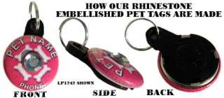 Tag Personalized with your Pets Name and Phone Number Dog or Cat Tag