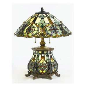 Tiffany Style Stained Glass Table Desk Lamp T1976 Office