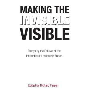 International Leadership Forum (9780984084609) Richard Farson Books