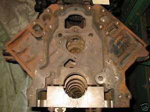 2000 GM CHEVROLET GMC 5.3 ENGINE BLOCK BARE 12551358