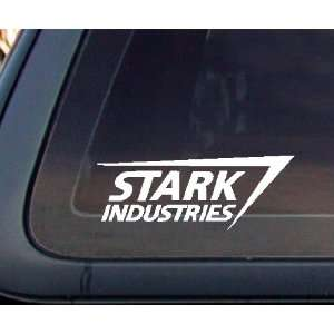 Stark Industries Car Decal / Sticker Automotive