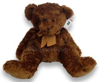 RUSS HONEYFITZ 24020 Plush Golden Brown TEDDY BEAR 16 Stuffed Animal