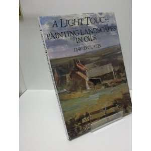 Painting Landscapes in Oils (9780715300930) David Curtis Books