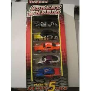 1998   Racing Champions   Hot Rod Magazine Issue 21  Street Wheels