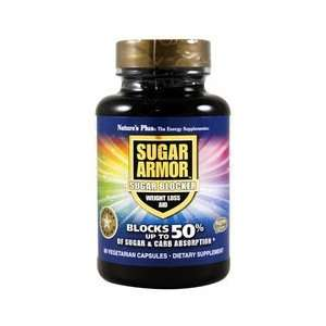 Natures Plus Sugar Armor (Sugar Blocker)   60 VegCap