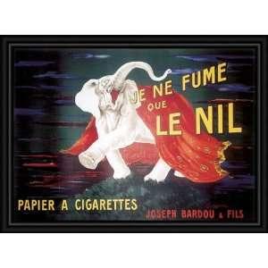 Je Ne Fume Que Le Nil by Leonetto Cappiello   Framed