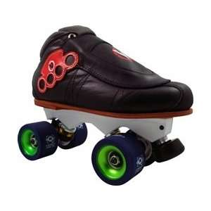 Vanilla Brass Knuckle Avenger Lowboy Roller Derby Skates