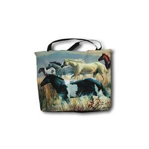 Tote Bag   Hautman Band of Horses Arts, Crafts & Sewing