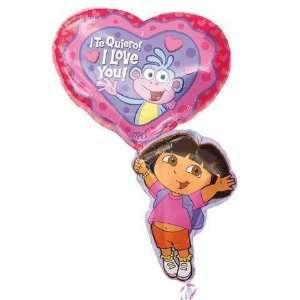 Dora Love Super Shape Balloon Toys & Games