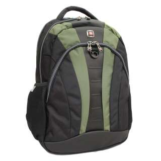 Wenger Swiss Gear Marble Green 16 inch Laptop Computer Backpack