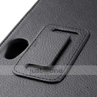 PU Leather Protective Folio Stand Case Cover for Acer Iconia Tab A100