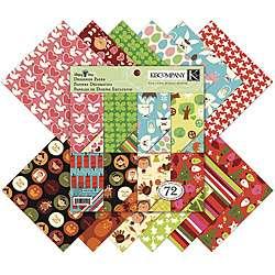 and Company Sleepy Tree Seasonal Jumbo Paper Pad Packs