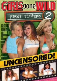 Girls Gone Wild   First Timers 2 (DVD)