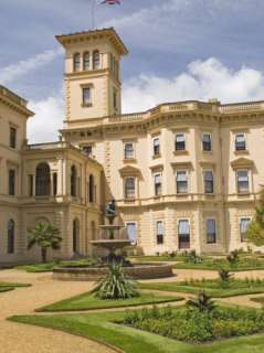 Home of Queen Victoria and Prince Albert, Osborne House, Isle of Wight
