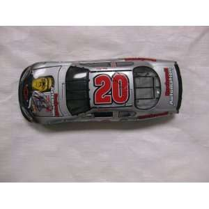 Nascar Die cast Signed #20 Mike Bliss Rockwell Automation