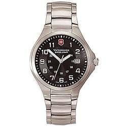 Swiss Army Mens Base Camp Titanium Watch