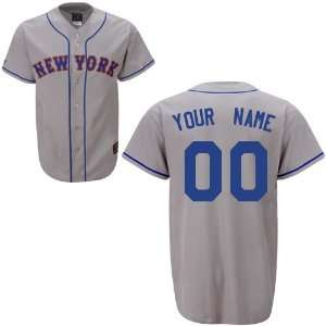 New York Mets Cooperstown Fan Road Baseball Jersey by Majestic with