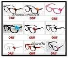 New HelloKitty Bow Style Glasses Frame Lovely Fashion Girl nerd nerdy