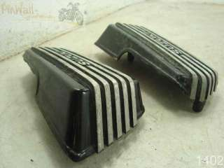 Suzuki GV1200 Madura 1200 CARBURETOR CARB COVERS
