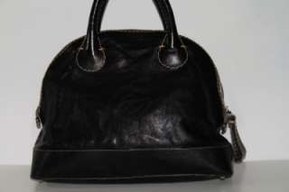Authentic CHLOE Edith Large Leather Satchel Bag