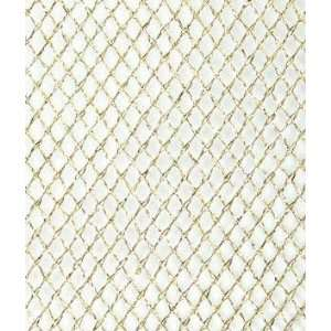 Gold Mesh Fabric: Arts, Crafts & Sewing