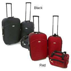 Boston Traveler Metro 3 Piece Luggage Set