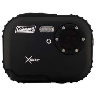 Coleman Mini Xtreme C3WP BK 5MP Waterproof Black Digital Camera