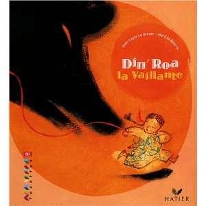 DinRoa la Vaillante (French Edition) (9782218931451