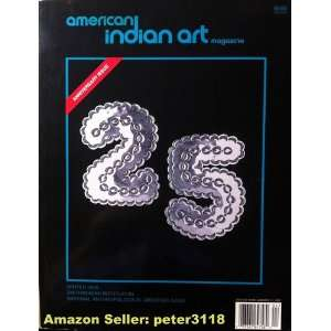 American Indian Art Magazine, Volume 26, number 1 (Winter