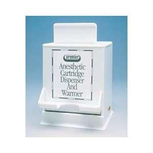 /Dispensing Polystyrene 60 Cartridges White Ea By Premier Dental