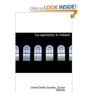 in Ireland (9781140156024) Lionel Smith Gordon, Cruise OBrien Books