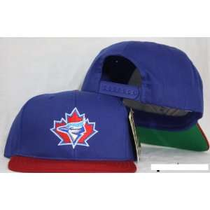 Toronto Blue Jays Snapback Blue / Red Two Tone Snap Back Hat