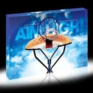 Aim High Hoop Infinity Edge Acrylic Desktop: Everything Else