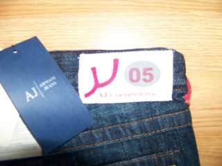 ARMANI JEANS MENS BRAND NEW SIZE 33 MADE IN ITALY WITH TAGS ORIGINAL