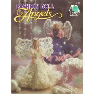 Crochet Fashion Doll Angels Annie Books
