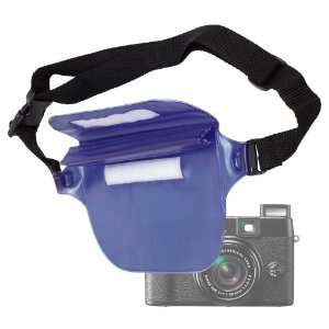 Compact Camera Waterproof Waist Bag / Dry Pouch For Compact Cameras