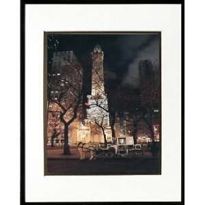 Chicago Water Tower Wall Art: Home & Kitchen